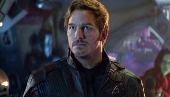 Chris Pratt describió Guardians of the Galaxy vol 3