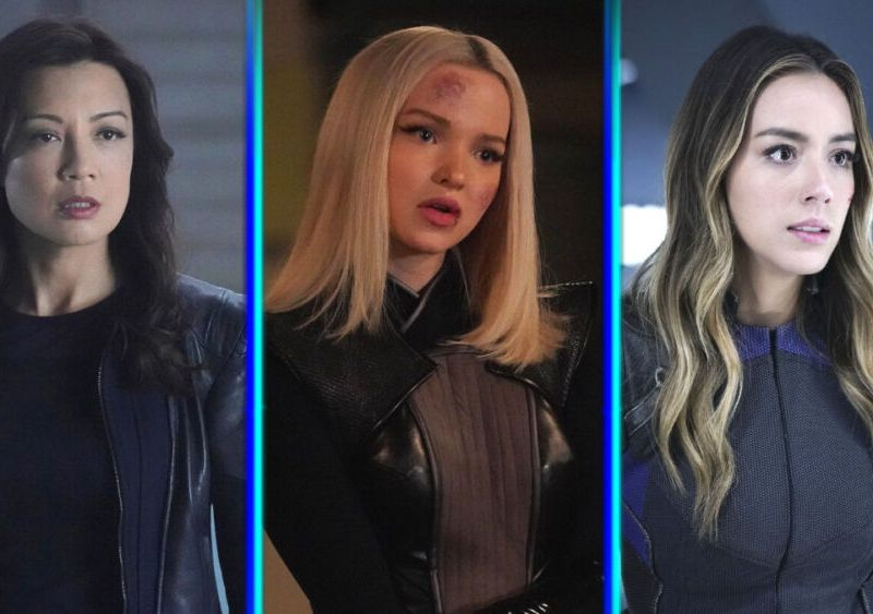 Dove Cameron quiere regresar a Marvel