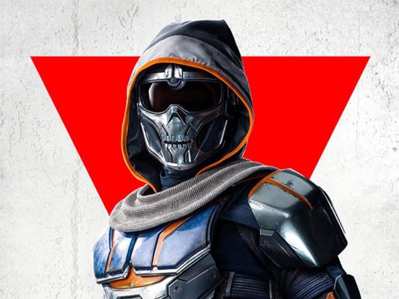 elenco de Black Widow Habló de Taskmaster