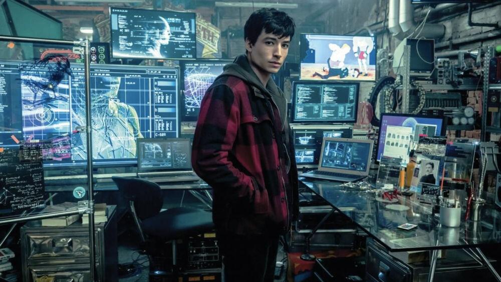 ¡Su propio multiverso! Fotos del set de 'The Flash' revelaría a un segundo Barry Allen