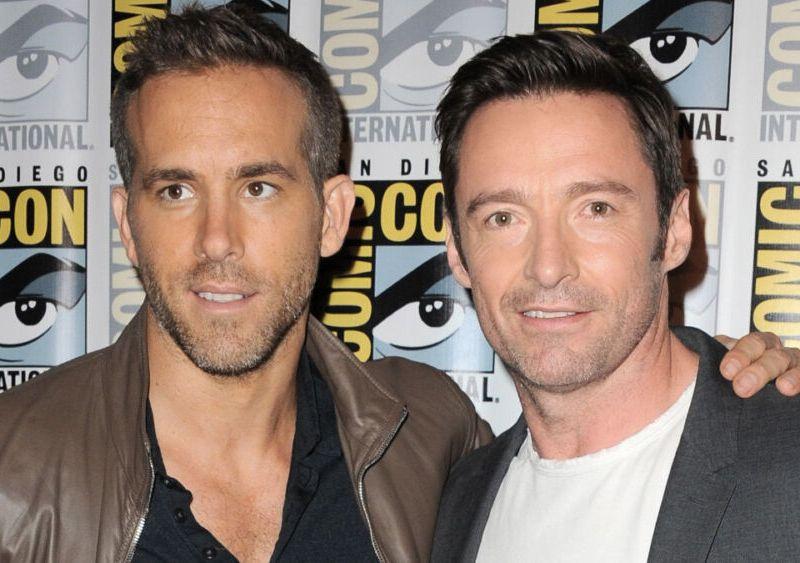 Hugh Jackman reacciona al debut de Ryan Reynolds en Marvel