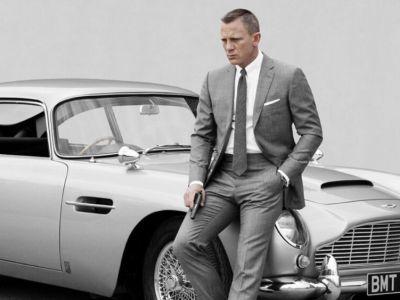 James Bond en 'Rocket League'