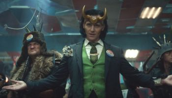 Loki hizo una referencia a Star Wars