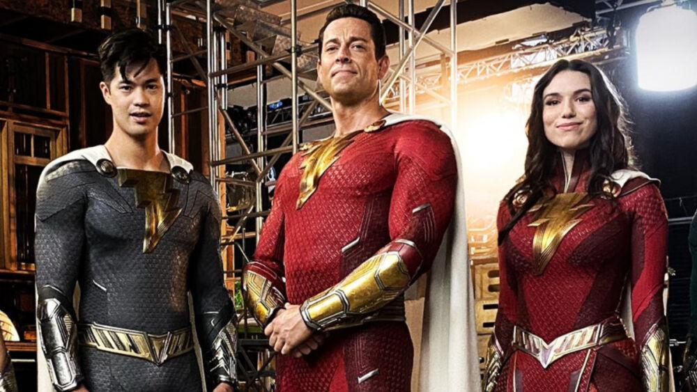 ¡Continúa el rodaje! Director publica nueva imagen de Mary Marvel en 'Shazam 2'