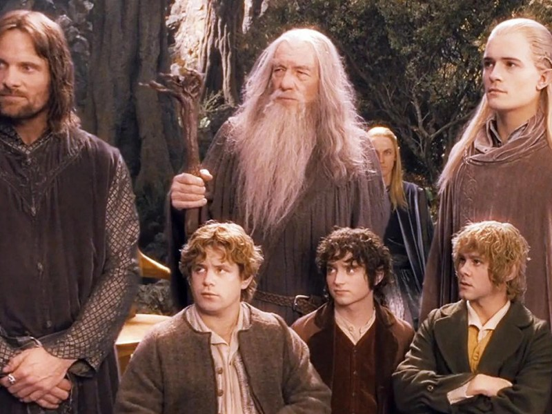 nuevos actores de la serie de 'The Lord of the Rings'