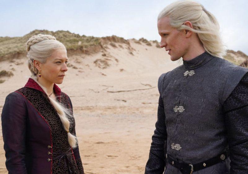 nuevos personajes de 'House of the Dragon'