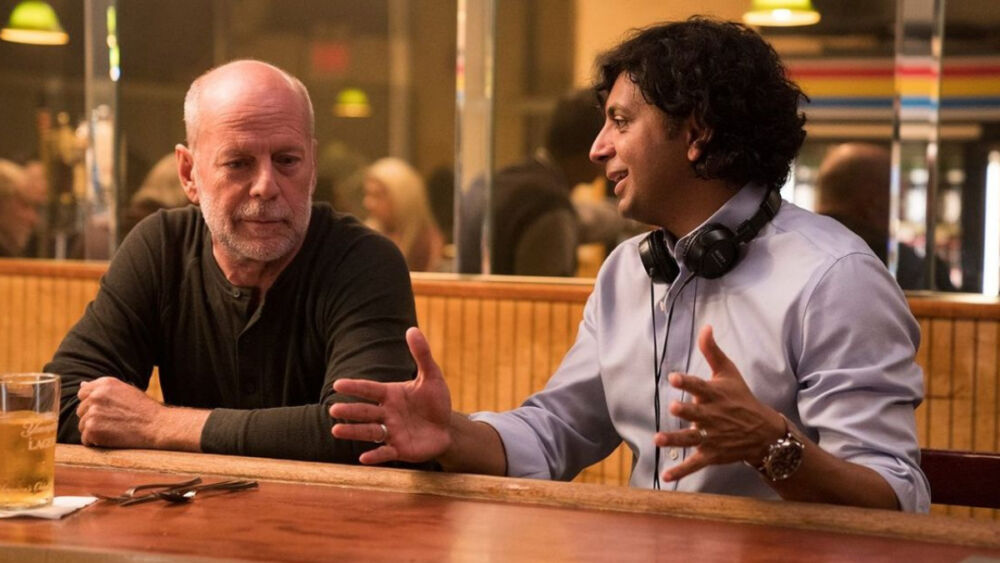 Más allá de 'Glass', M. Night Shyamalan responde si sus películas están conectadas