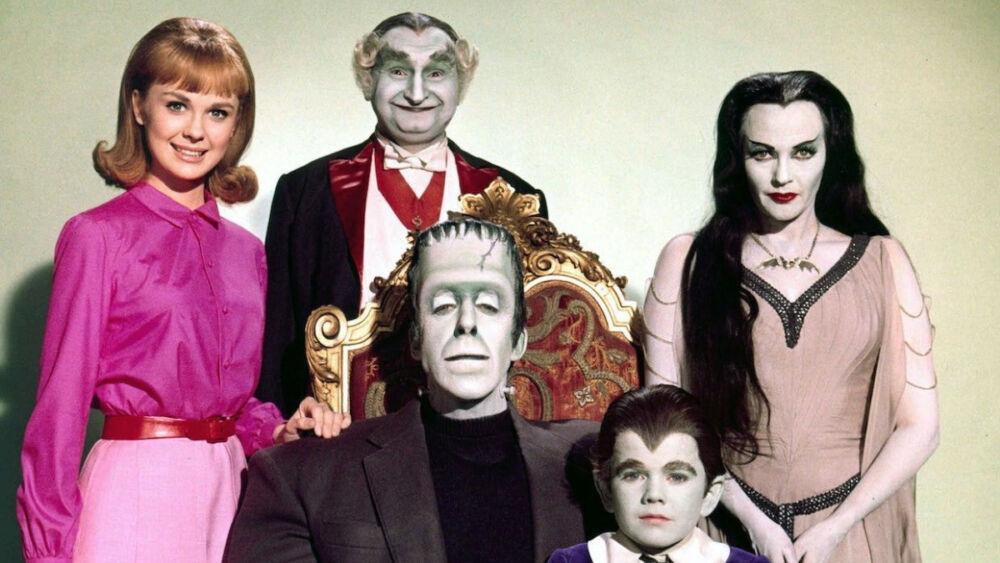 ¡Todo listo! Rob Zombie adelanta una imagen del reboot de 'The Munsters'