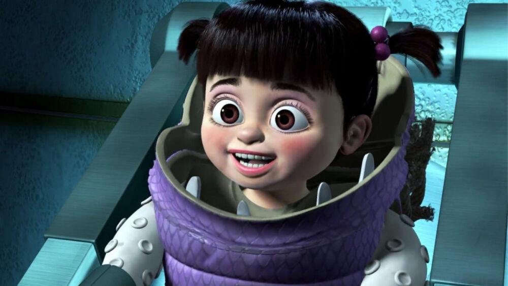 Por qué Boo no estará en la serie de 'Monsters Inc'