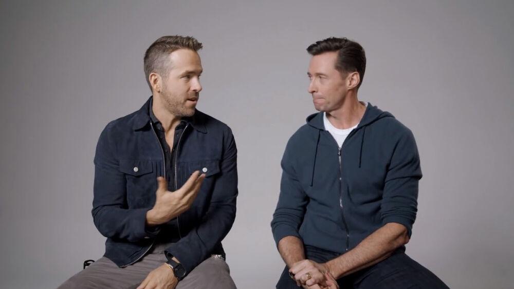 Hugh Jackman se burla de Ryan Reynolds previo al estreno de 'Free Guy'