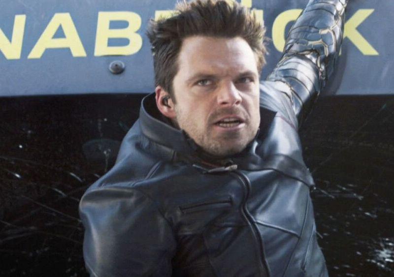 Sebastian Stan festeja una década de ser Bucky