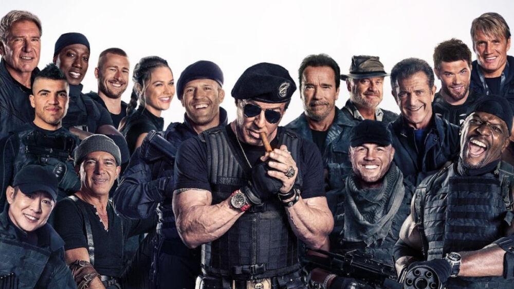 Con una foto, Sylvester Stallone confirma 'The Expendables 4'