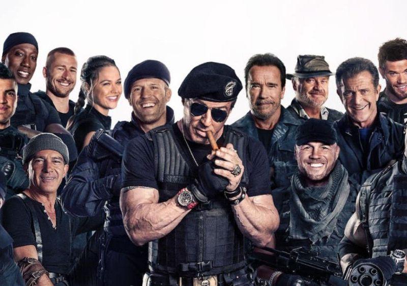 Sylvester Stallone confirmó The Expendables 4