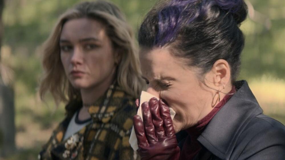 El debut de Valentina en Marvel fue mejor en 'Winter Soldier' que en 'Black Widow'