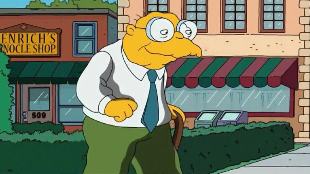 ¿Más grande que el Sr. Burns? Fans celebran el cumpleaños de Juan Topo