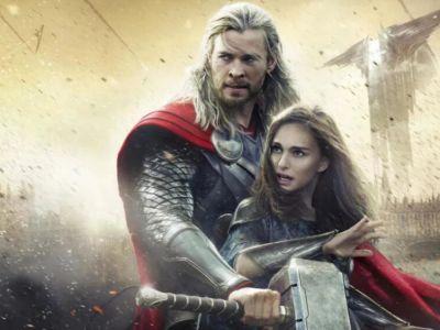 Darryl Jacobson en 'Thor Love and Thunder'