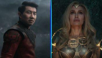 estreno de Eternals podría depender de Shang-Chi
