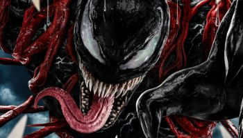 detrás de cámaras de 'Venom Let There Be Carnage'