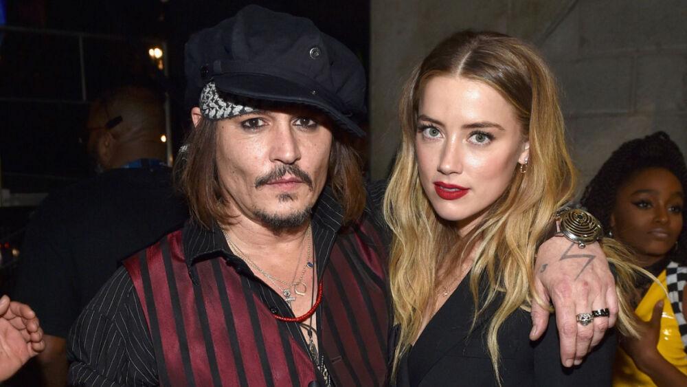 """""""¡Está satisfecho!"""" Johnny Depp gana una batalla legal contra Amber Heard"""