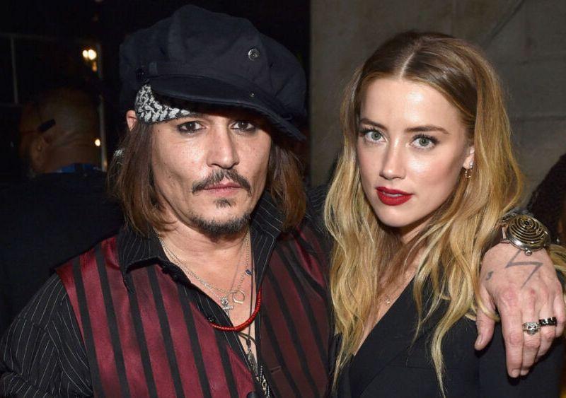 Johnny Depp gana una batalla legal contra Amber Heard