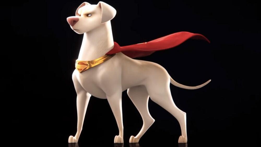 League of Super-Pets será emotiva