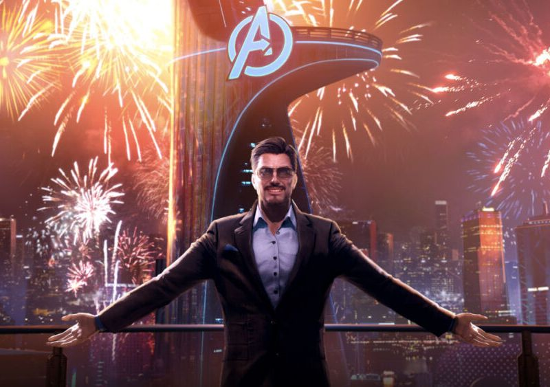 Pre-registro de Marvel Future Revolution