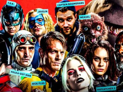 más spin-offs de The Suicide Squad