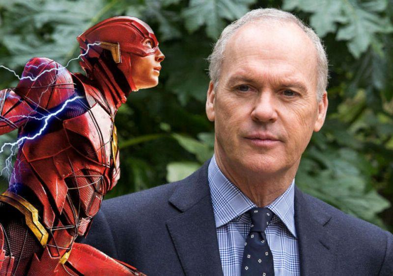 Michael Keaton comparó The Flash con Multiplicity