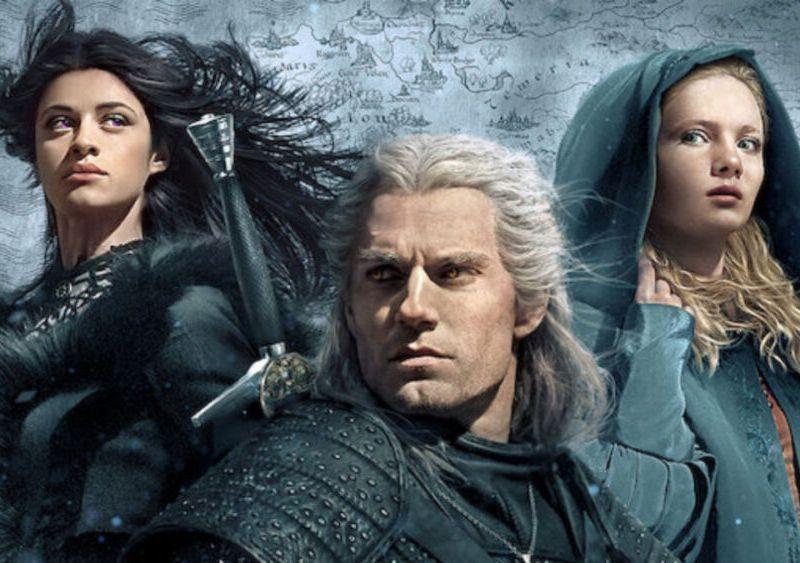 nuevos actores de 'The Witcher Blood Origin'