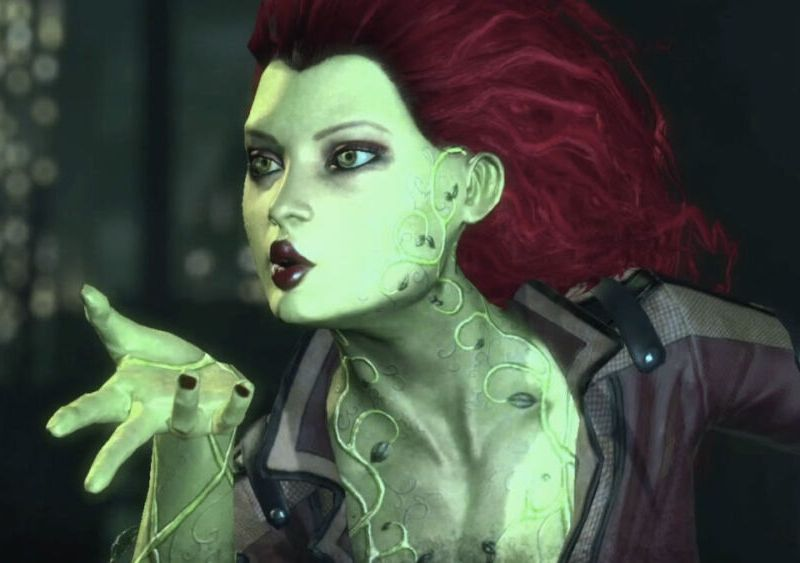 Poison Ivy en Batwoman
