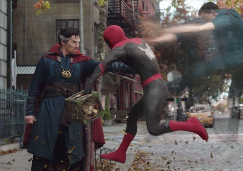 Primer trailer de Spider-Man: No Way Home