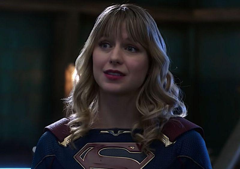 Lucha de Kara en el final de Supergirl