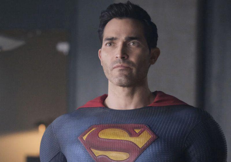Tyler Hoechlin quiere ser Superman por mucho tiempo