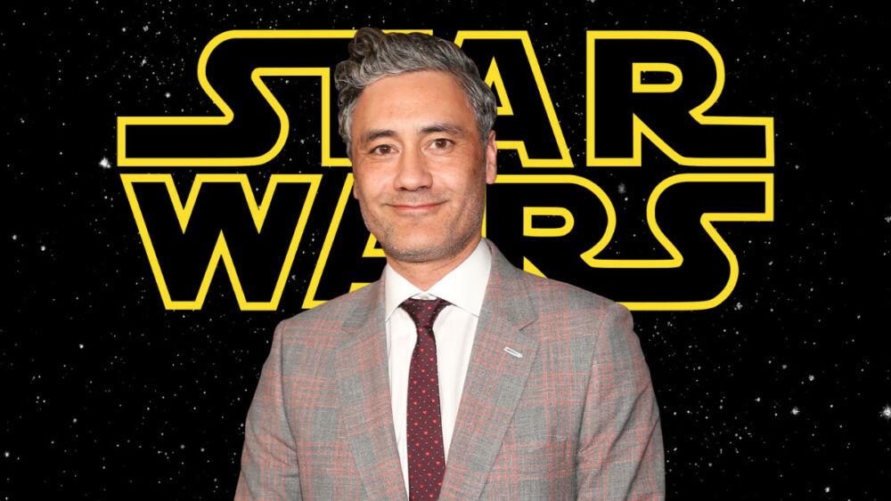 Taika Waititi ya tiene un guion para una película de Star Wars