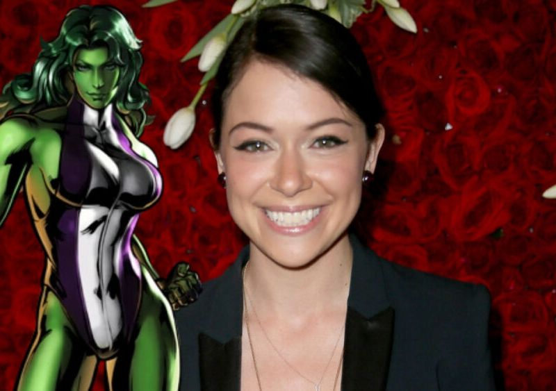 Tatiana Maslany es ideal para ser She-Hulk