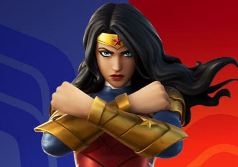 Wonder Woman en 'Fortnite'