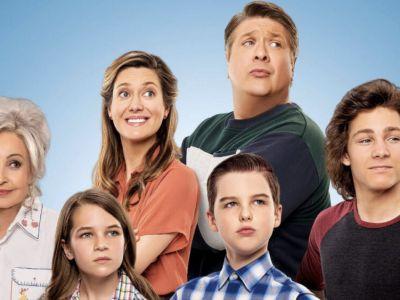 Inicio del rodaje de la quinta temporada de Young Sheldon