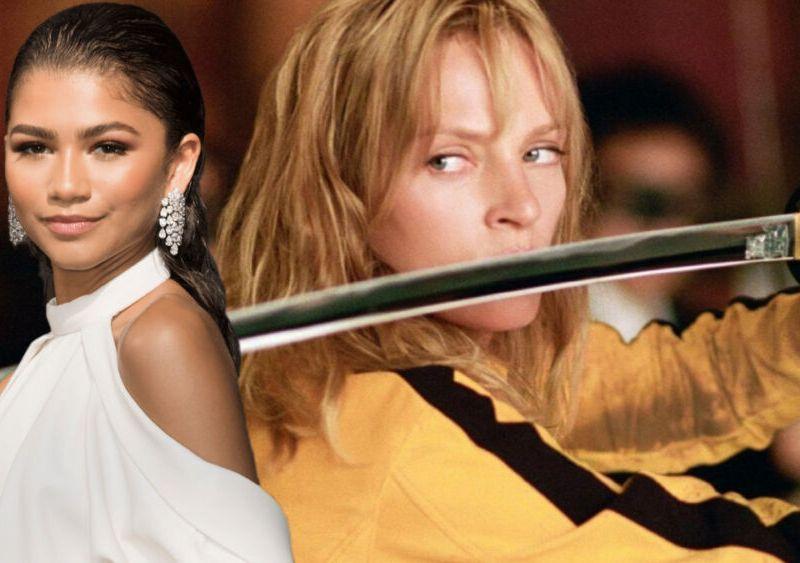 Zendaya habla de 'Kill Bill 3'