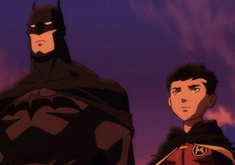 Especial navideño de Batman