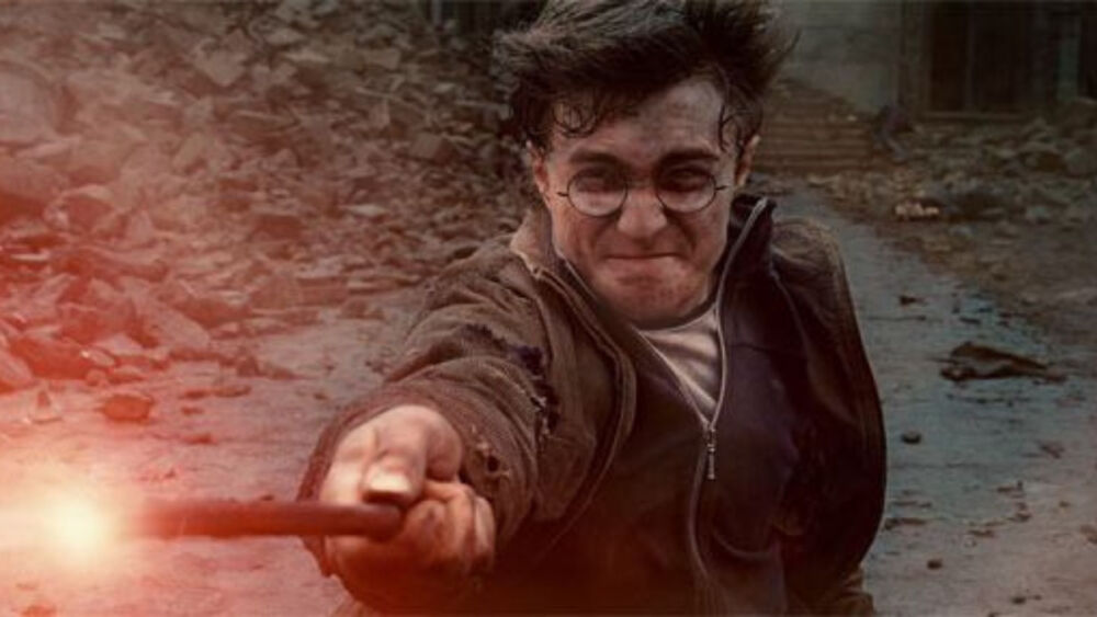 Daniel Radcliffe no rompió 100 varitas de 'Harry Potter'