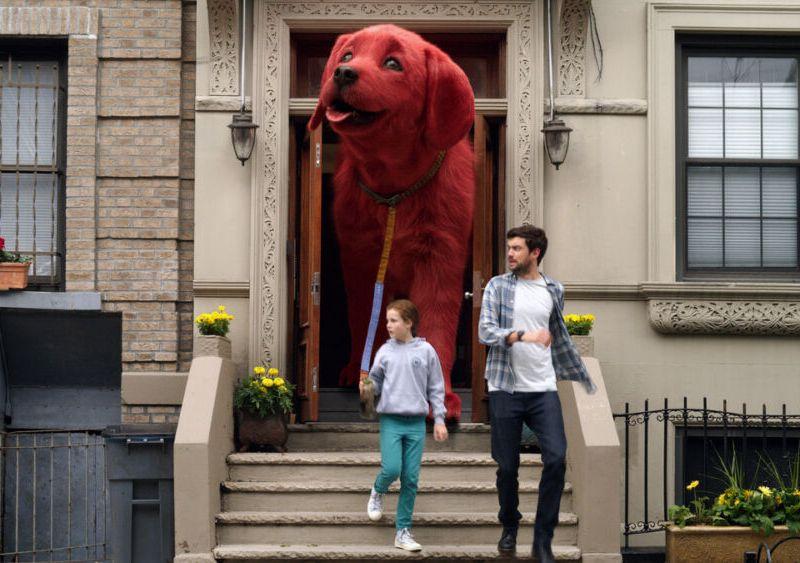 estreno de Clifford The Big Red Dog