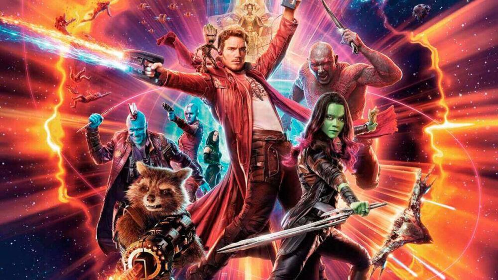 guion de Guardians of the Galaxy vol 3