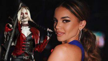 Harley Quinn en Batgirl