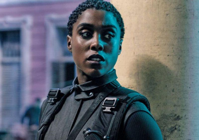 Lashana Lynch habló su papel en No Time to Die