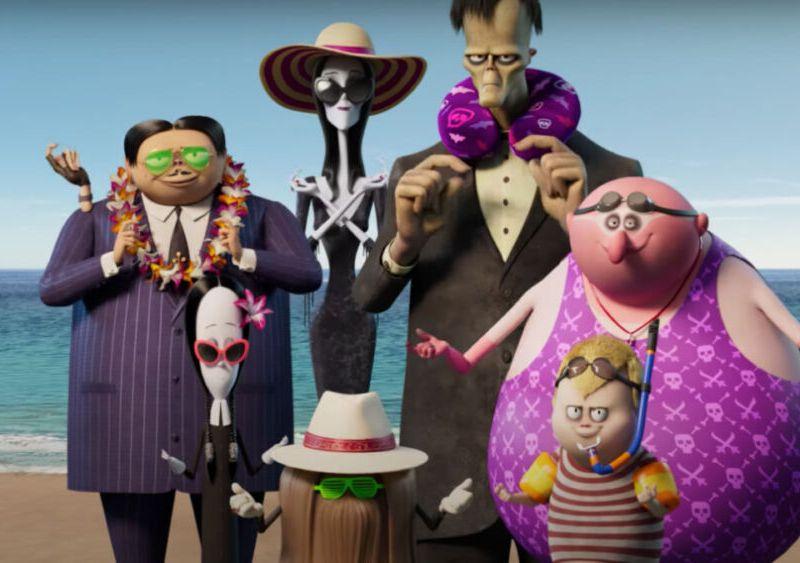 nuevo trailer de The Addams Family 2
