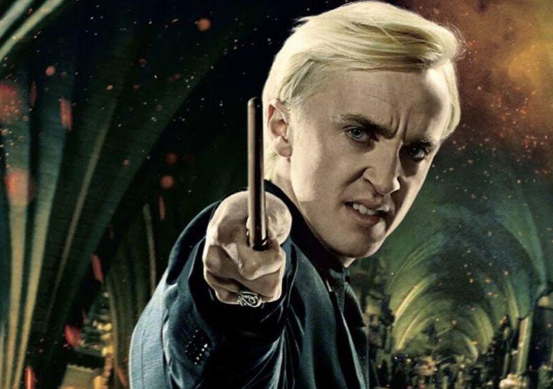 Tom Felton regresa a Hogwarts