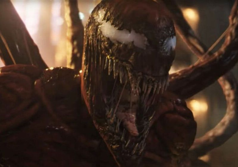 Toxin en 'Venom Let There Be Carnage'