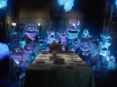 trailer de Muppets Haunted Mansion