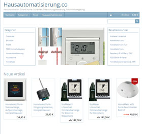 HAUSAUTOMATISIERUNG.CO