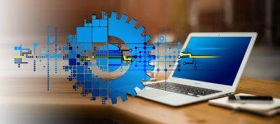 Symbolbild Digitalisierung (Foto von Pixabay.com)